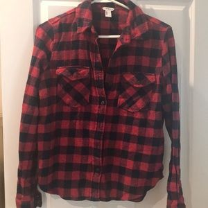 Forever 21 size S flannel